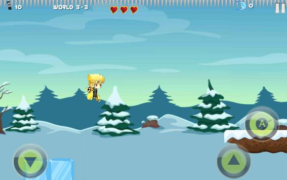 Ninja run Adventure 2017 screenshot 5