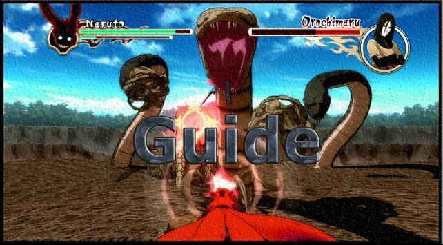 Guide for naruto shippuden 4 apk screenshot