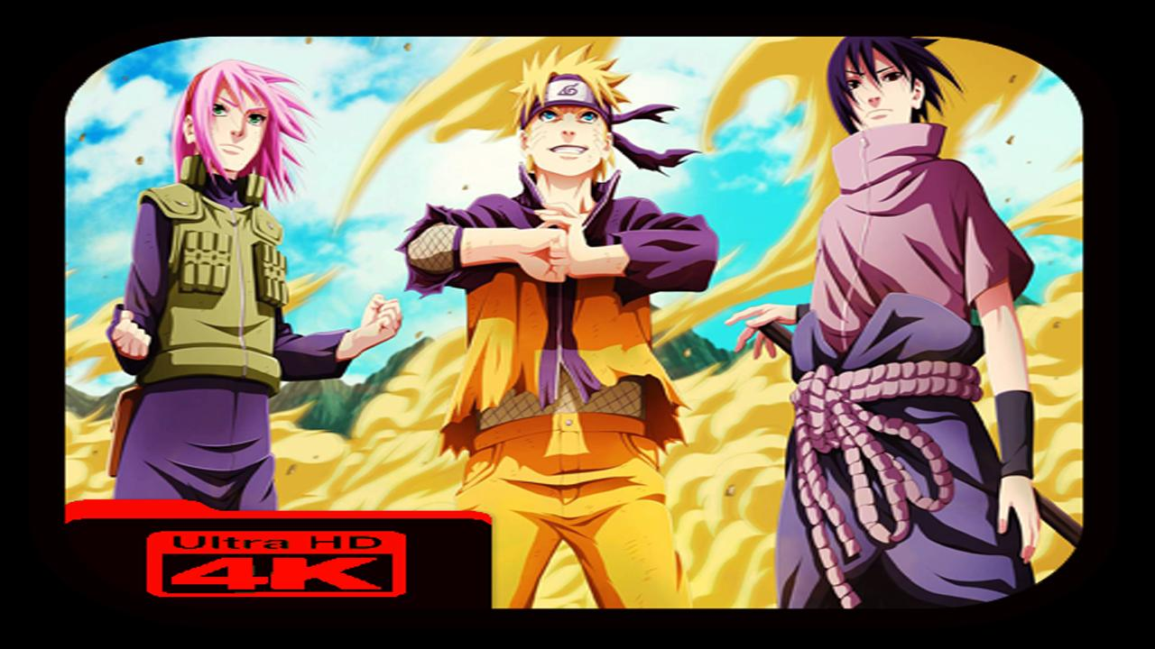 Naruto Team 7 Wallpaper Hd For Android Apk Download