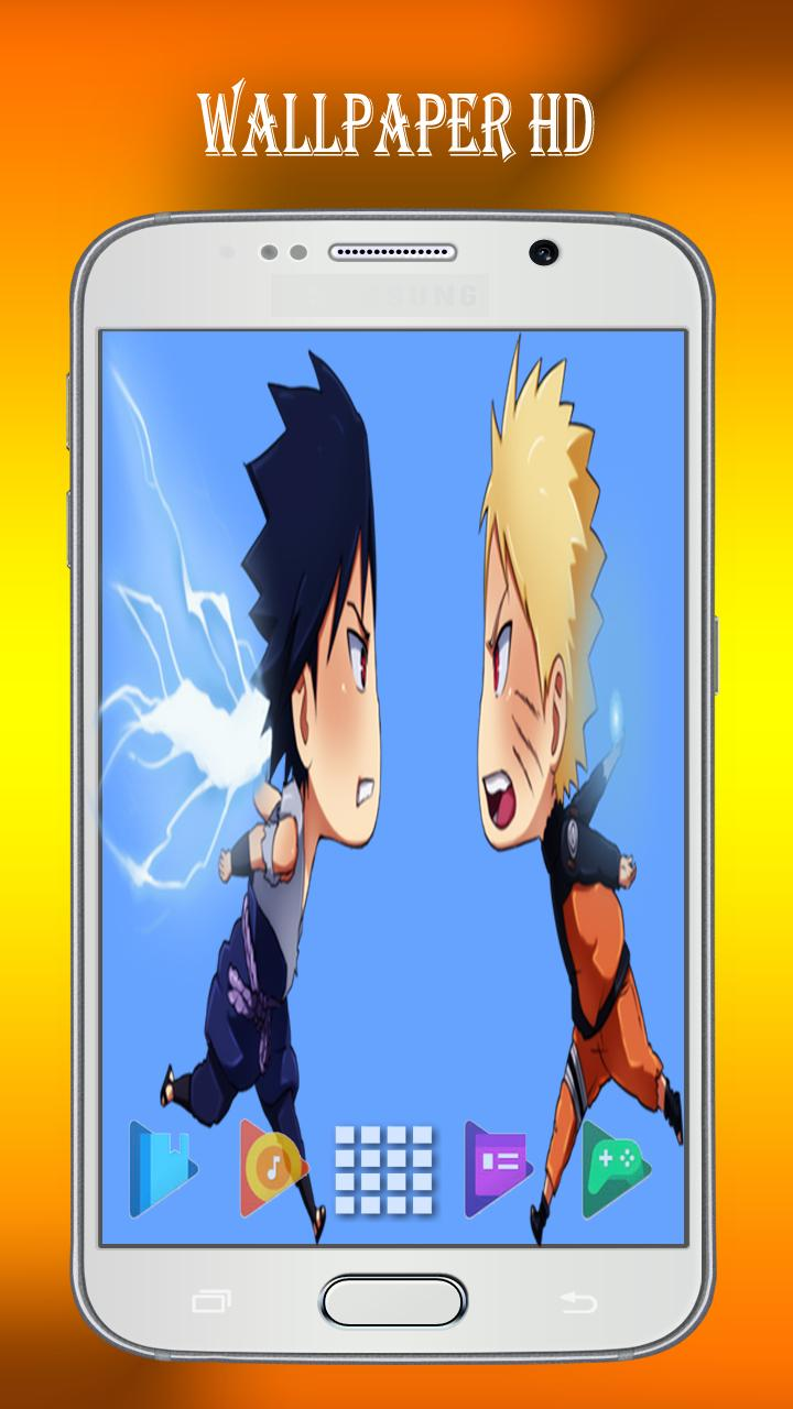 Naruto Vs Sasuke Wallpaper For Android Apk Download