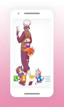 Fan Art  Naruto Wallpaper HD screenshot 2