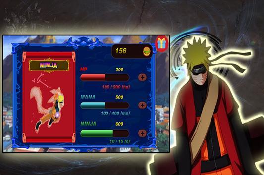 Hint And Game Naruto Ninja Sharinggan screenshot 6