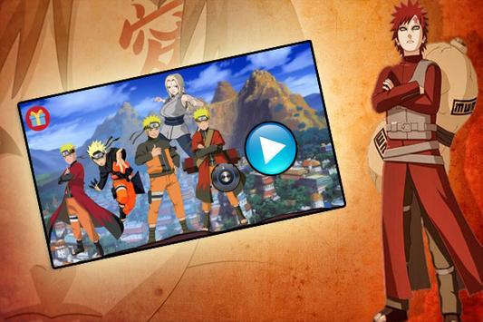 Hint And Game Naruto Ninja Sharinggan screenshot 7