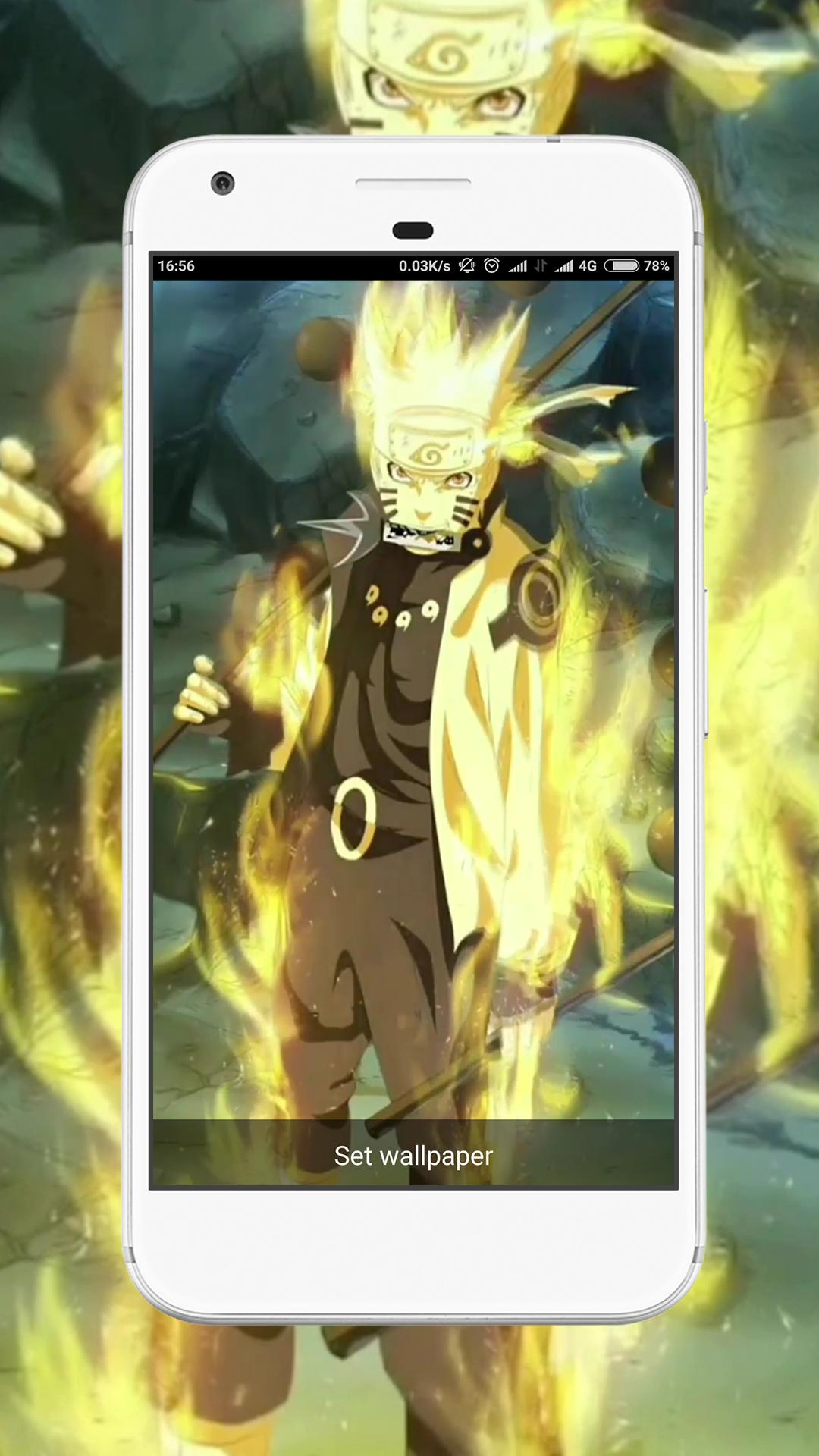 Naruto Live Wallpaper For Android Apk Download