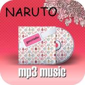 Koleksi Lagu Naruto Mp3 icon