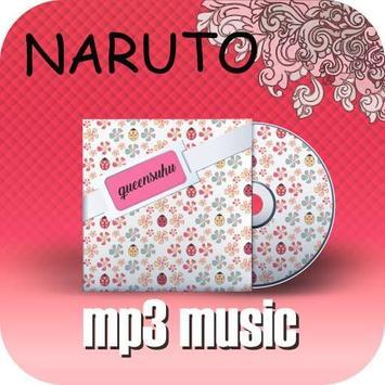 Koleksi Lagu Naruto Mp3 poster