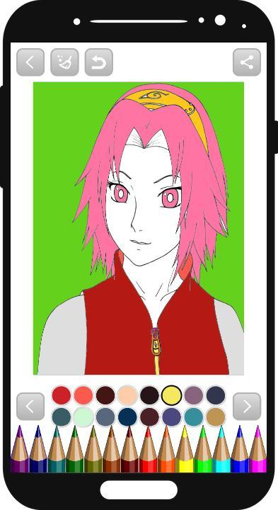 74 Naruto Coloring Book Apk Best HD