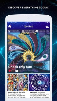 Zodiac screenshot 1