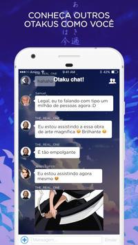 Anime Amino em Português screenshot 1