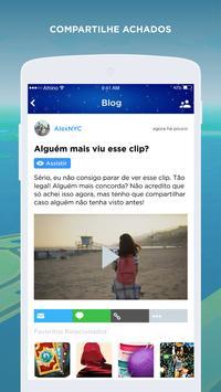 GO Amino para Pokemon Go Treinadores Brasil screenshot 4