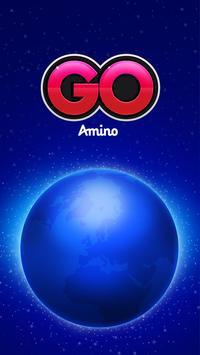 GO Amino para Pokemon Go Treinadores Brasil poster