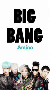 VIP Amino for Big Bang poster