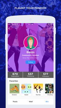 VIP Amino for Big Bang screenshot 2