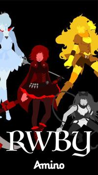 Ruby Amino for RWBY poster