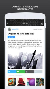 Metal Amino en Español apk screenshot