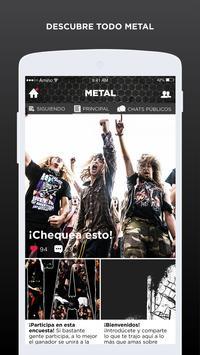 Metal Amino en Español apk screenshot