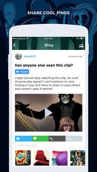 MrCreepyPasta Amino apk screenshot