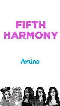 Fifth Harmony Amino poster