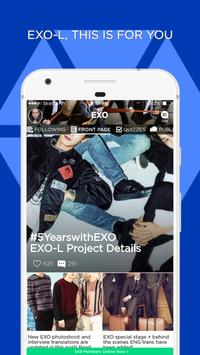 EXO-L Amino for EXO Fans poster