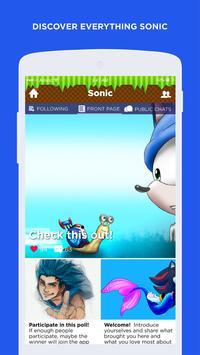 Sonic the Hedgehog Amino apk screenshot
