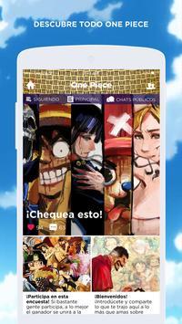 One Piece Amino en Español apk screenshot