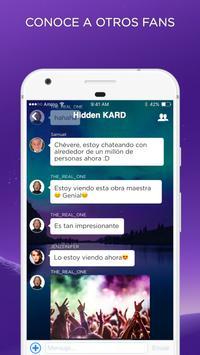 Hidden KARD Amino para K.A.R.D. en Español apk screenshot