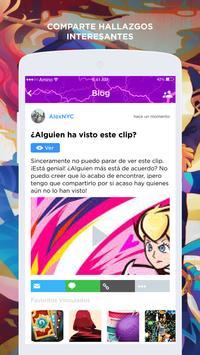 Smash Amino en Español screenshot 4