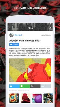 Comics Amino em Português screenshot 4