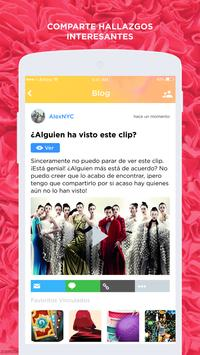 Moda Amino para Tu Estilo apk screenshot