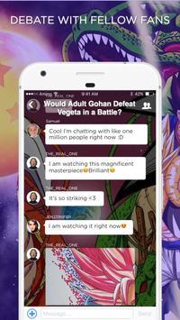 DBZ screenshot 1