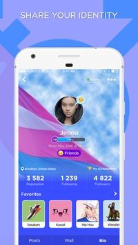 Transgender Amino screenshot 1