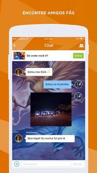 Poké Amino para Pokemon em Português apk screenshot