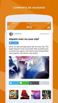 Poké Amino para Pokemon em Português screenshot 4