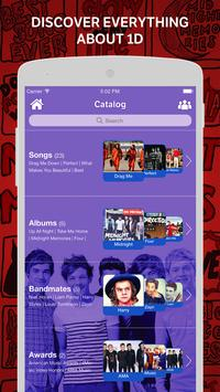 Directioners Amino for 1D Fans apk screenshot