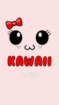 Kawaii Amino for Cute Culture poster