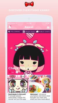 Kawaii Amino for Cute Culture apk screenshot