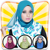 Hijab Styles 2017 - You Makeup icon