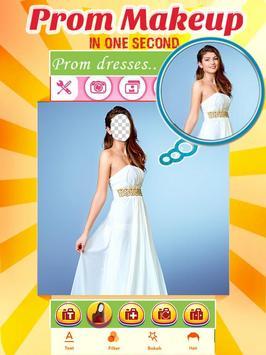 Prom Make up - Evening dresses 2017 apk screenshot