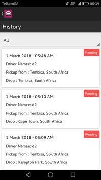 Taxi SA screenshot 2