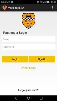 Maxi Taxi SA poster
