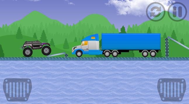 Super Speed Truck apk screenshot