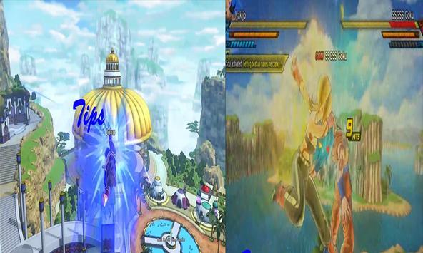 Tips DragonBall Z Dokan Battle apk screenshot