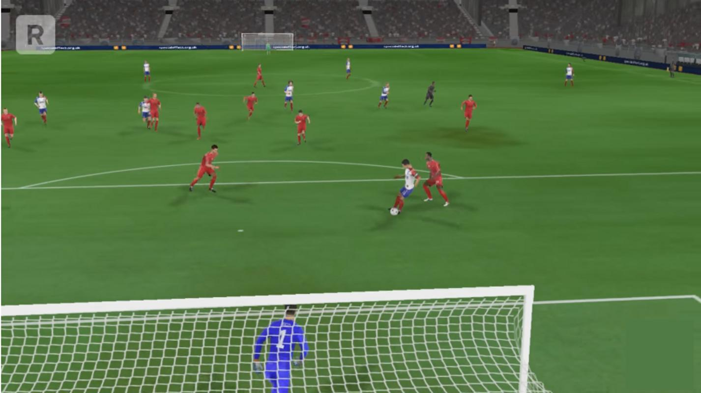 how to play dream league soccer with keyboard