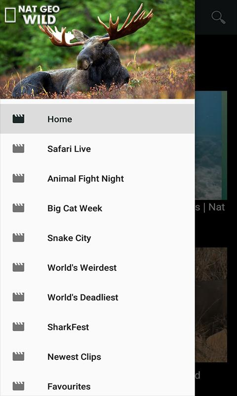 Nat Geo Videos: National Geographic 2018 for Android - APK