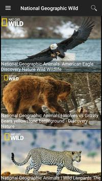 National Geographic Documentaries poster
