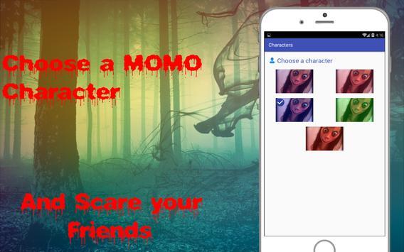 MOMO Call screenshot 1