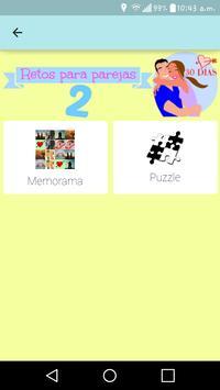 Retos para Parejas 2 - 30 días apk screenshot