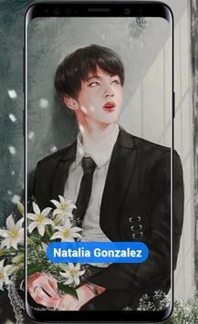 BTS Jin Wallpaper KPOP HD Best screenshot 4