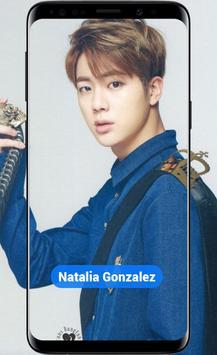 BTS Jin Wallpaper KPOP HD Best screenshot 5