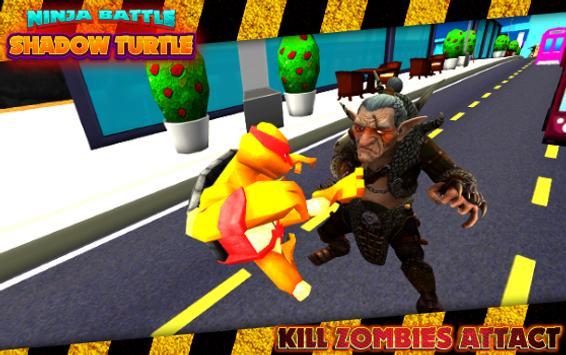Ninja Battle Shadow Turtle screenshot 3